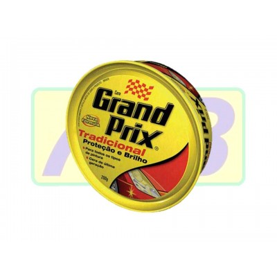 Cera Automotiva Grand Prix (Johnson) - Tradicional - 200g